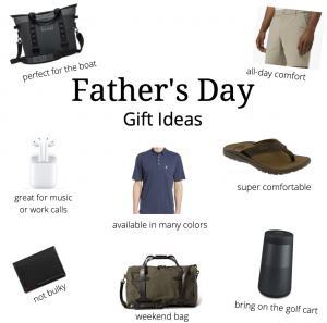 Get Dad What He Really Wants this Father's Day